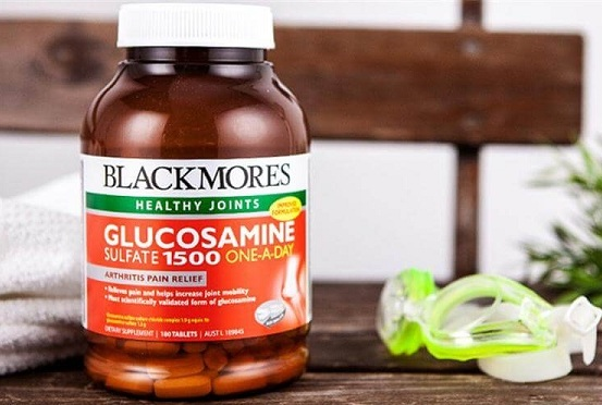 Blackmores Glucosamine 1500 One-A-Day 1500mg 180 viên